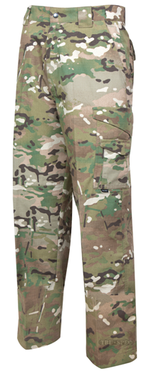 TRU-SPEC® MEN'S ORIGINAL 24-7 SERIES® TACTICAL PANTS-MultiCam (1067)