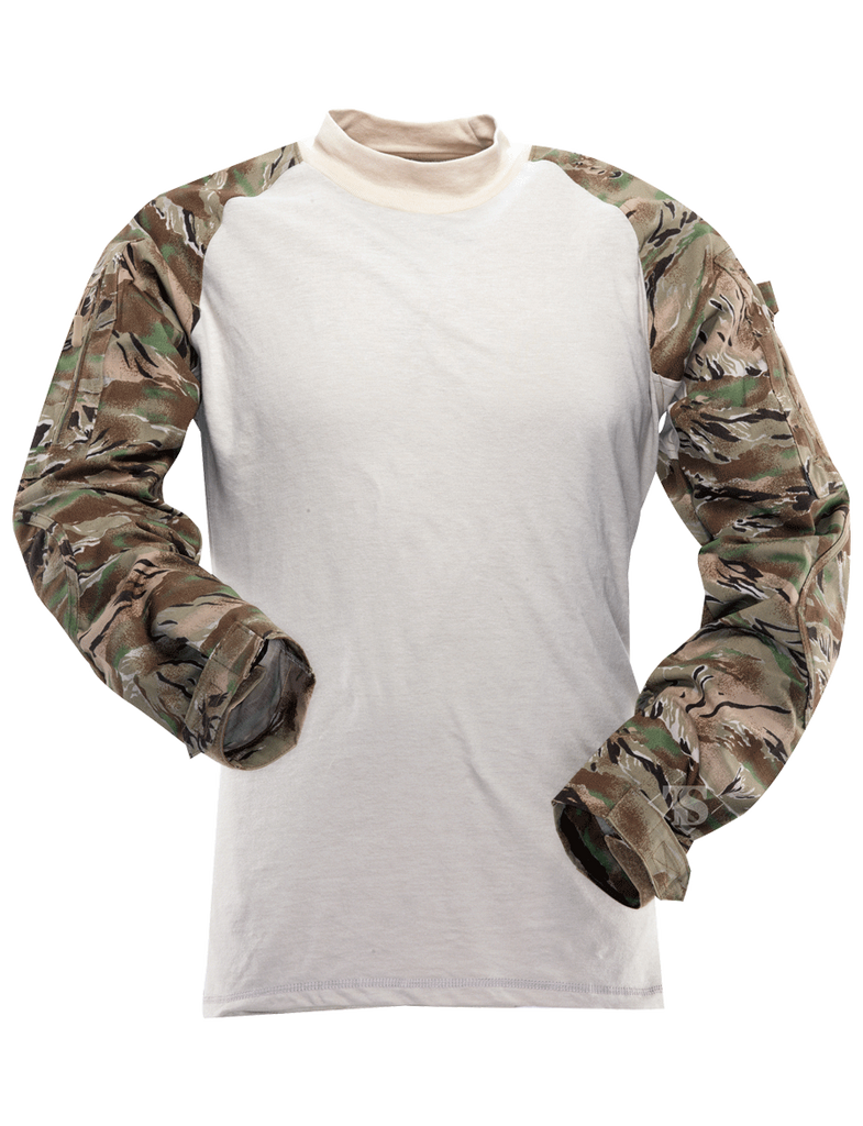 COMBAT SHIRT, TRU ALL TERRAIN TIGER NYCO R/S