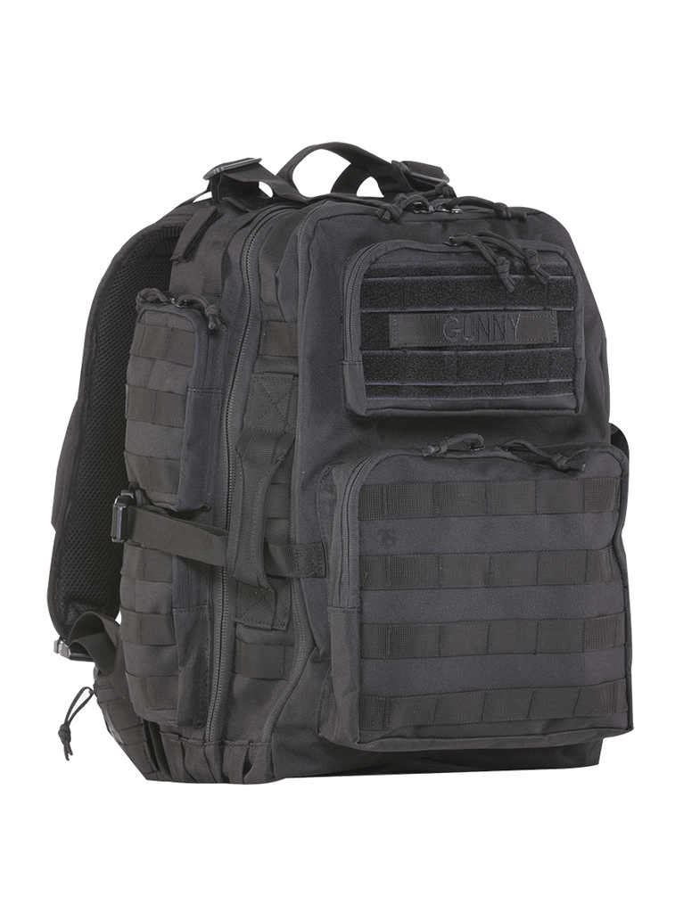 BACKPACK, BLK GUNNY TOUR OF DUTY