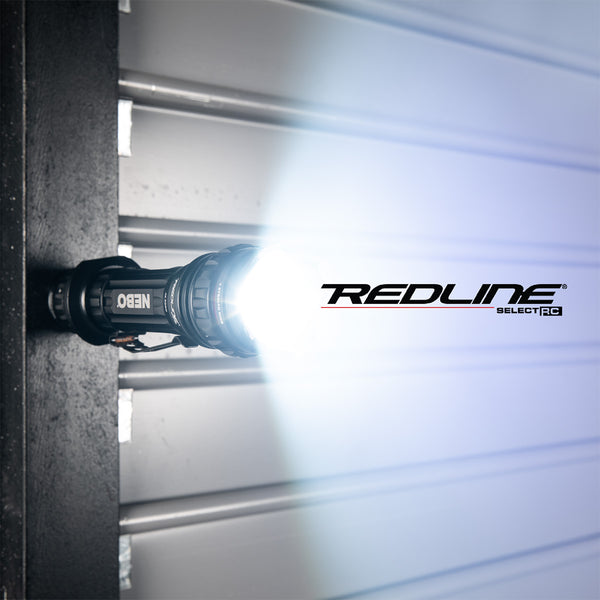 *NEBO REDLINE SELECT RC Flashlight (6687)