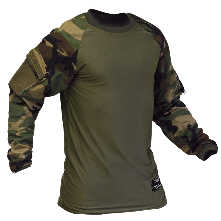 Valken ZULU Combat Shirt/Paintball Jersey