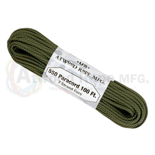 Atwood 550 Paracord - Camos