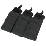Condor Triple M4/M16 Open Top Mag Pouch (MA19)