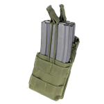 Condor Single Stacker M4 Open-Top Mag Pouch (MA42)