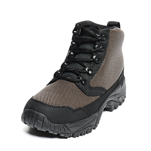 ALTAI™ 6″ Coffee Hiking Boots-low top (Model: MFH100-S)