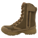ALTAI™ 8″ Brown Zip Up Hunting Boots (Model: MFH200-Z)