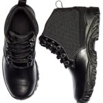 ALTAI™ 6″ Black Uniform Boots-low top Model: (MFT100-S)
