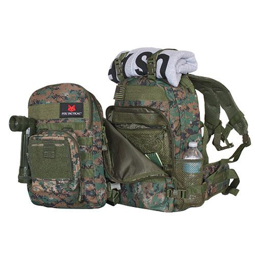 Fox Dual Tactical Pack System