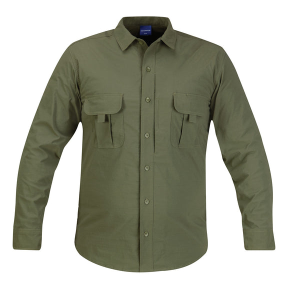 Propper Summer Weight Tactical Shirt - Long Sleeve