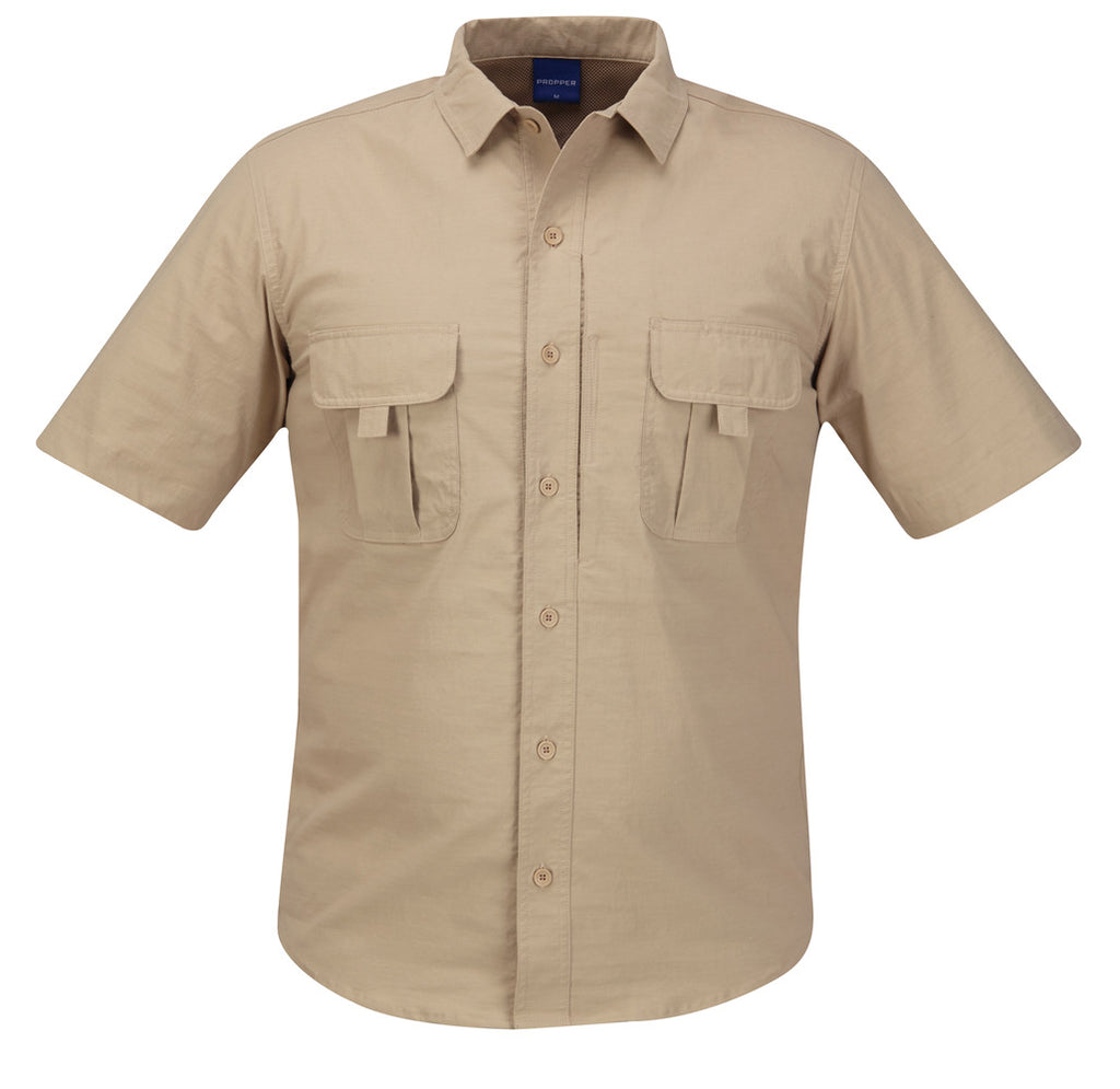 Propper Summer Weight Tactical Shirt - Short Sleeve