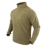 Condor Quarter Zip Fleece Pullover (607)