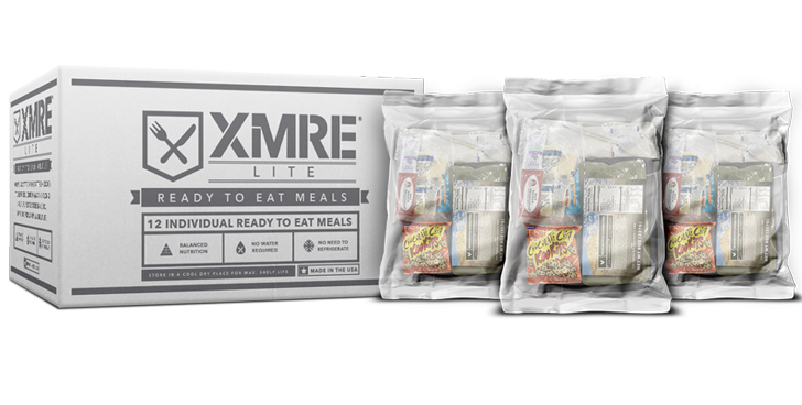 XMRE Lite - Case Pack of 12
