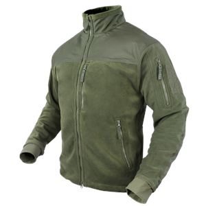 Condor Alpha Micro Fleece Jacket (601)