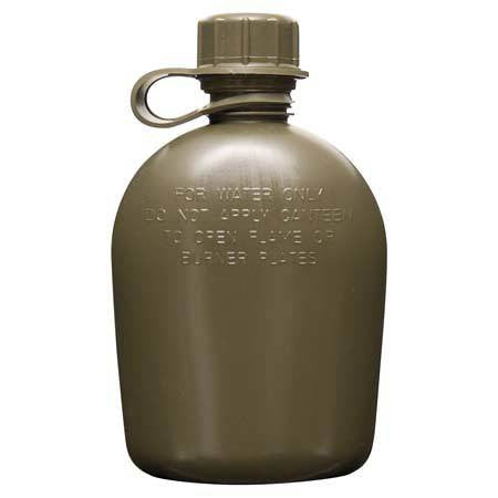 1 Quart Collapsible canteen - Surplus