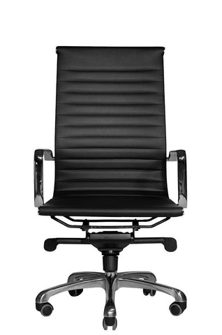 Robin Highback Chair (Black)