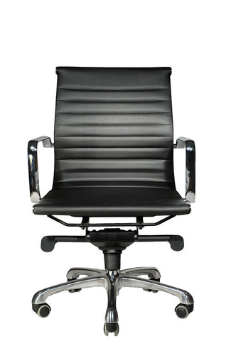 Robin Lowback Chair (Black)