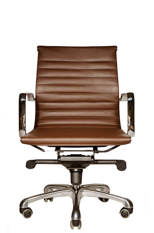 Robin Lowback Chair (Brown)