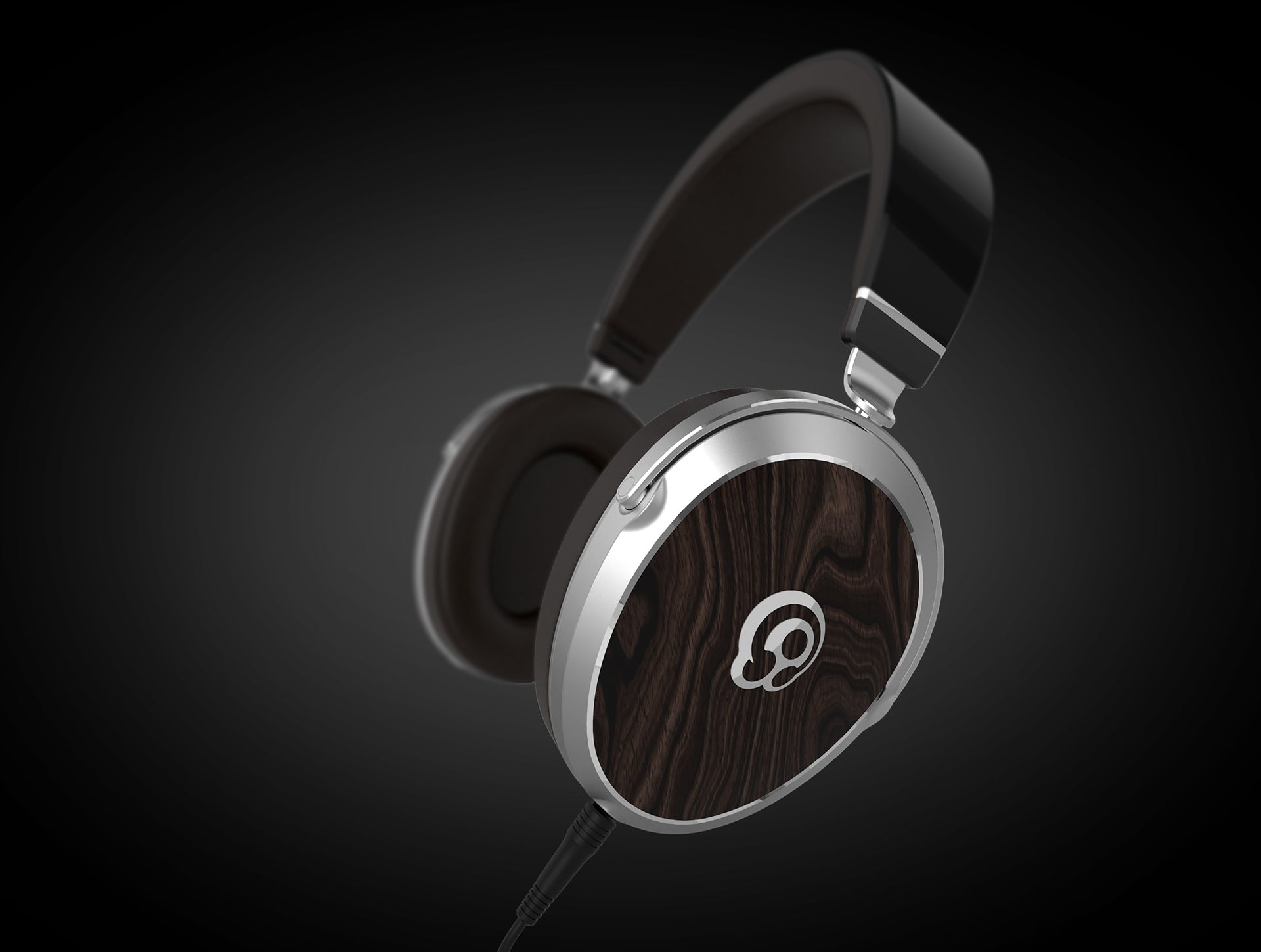 Second Industrial Design for HeadRoom Cosmic Headphone