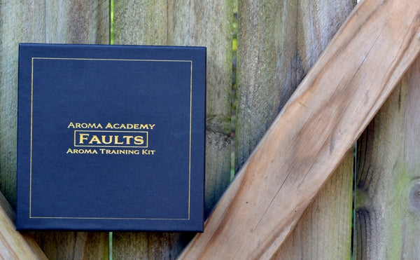 Faults -- Identify What's Wrong with Fine Wines and Spirits