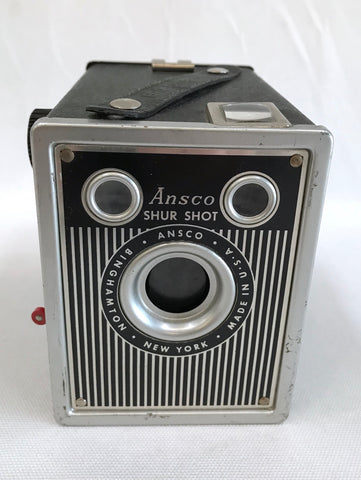 Ansco box camera at The Mart Collective in Venice, LA CA