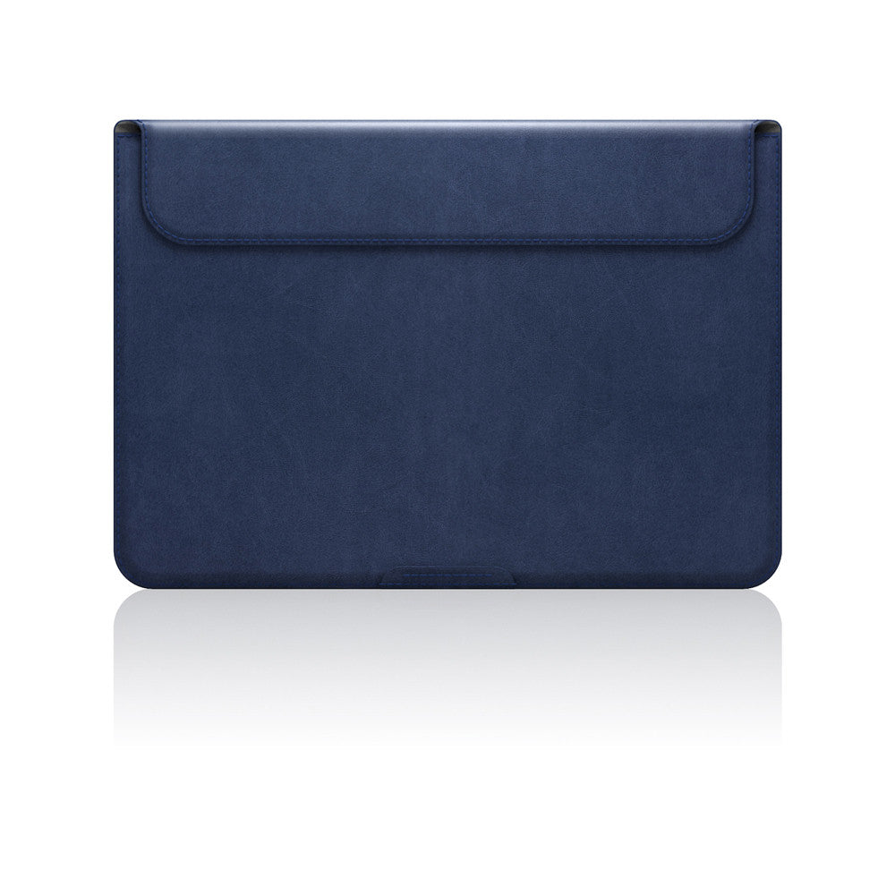 D5 Cal Standing Pouch For Macbook 12 Navy L Slg Design Stading Pouce