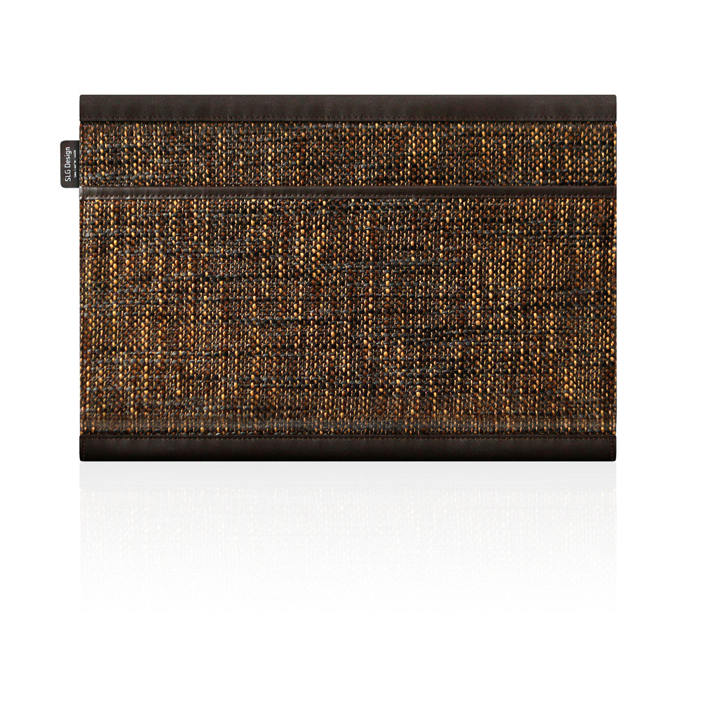 "D5 CSL Edition Pouch for iPad Pro 12.9"" D.Brown"