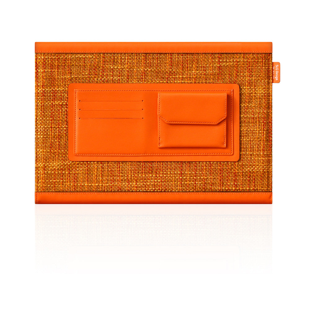"D5 CSL Edition Pouch for iPad Pro 12.9"" Orange"