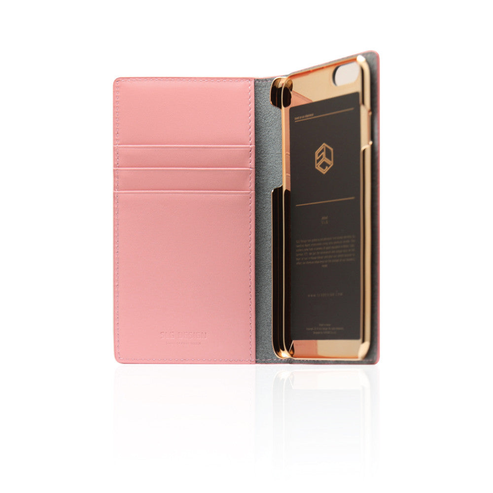 D5 CSL Zipper Case for iPhone 6/6s Plus Pink