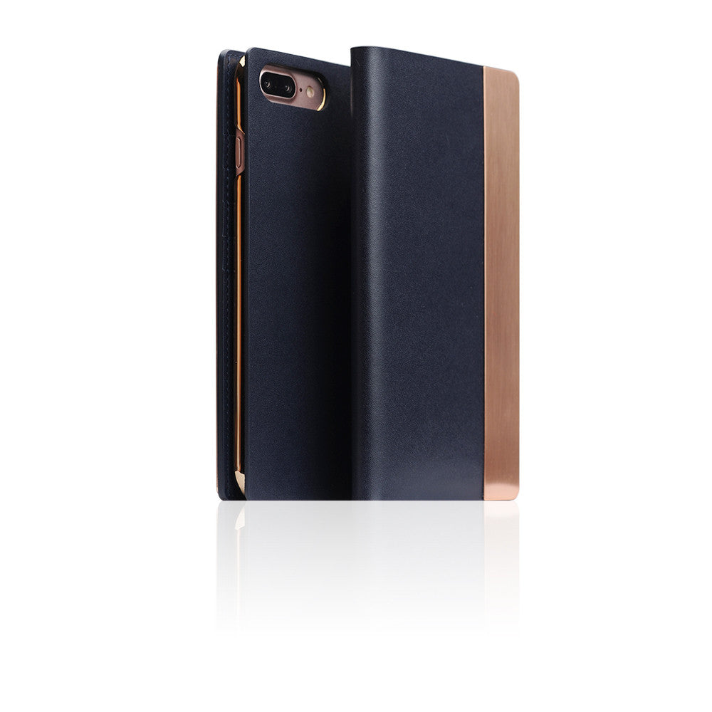 D5 CSL Metal Case for iPhone 7 Plus Navy