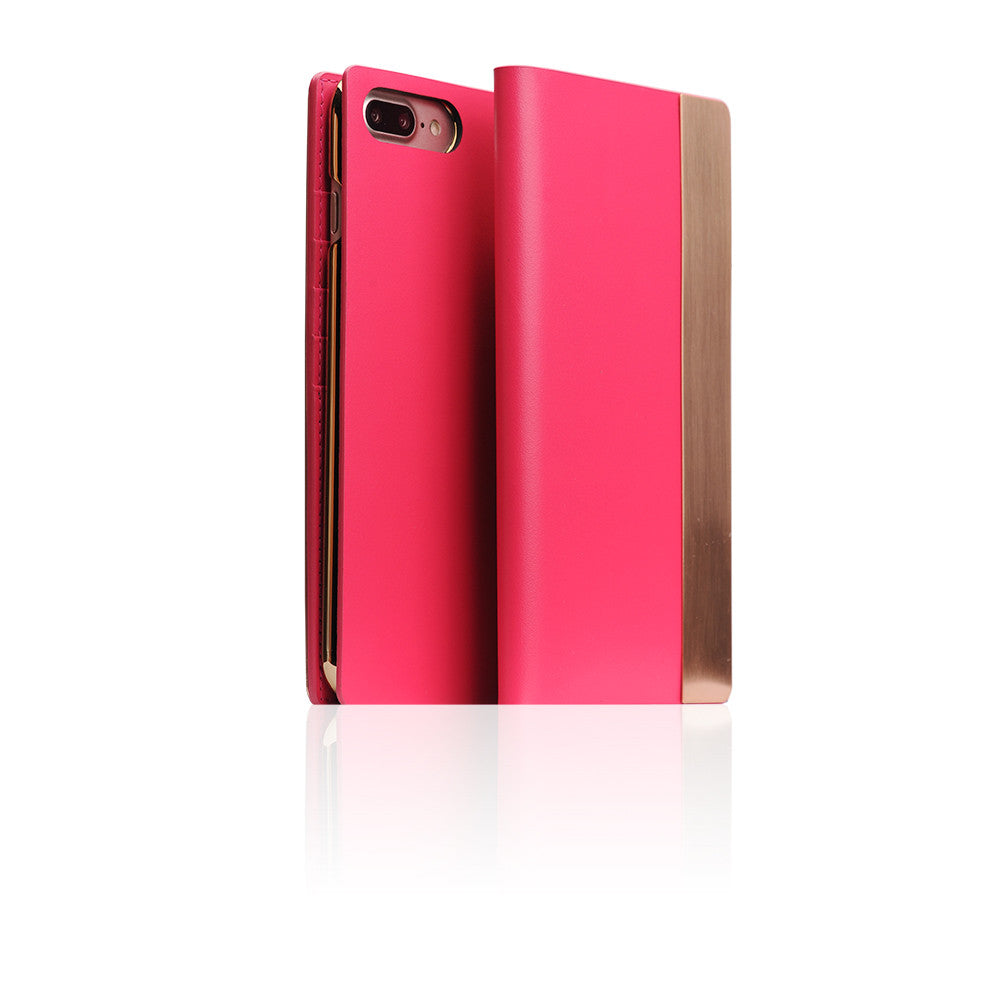 D5 CSL Metal Case for iPhone 8 Plus / 7 Plus Pink