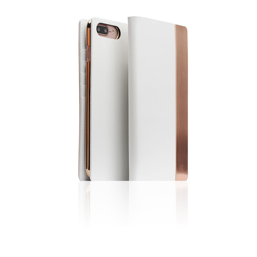 D5 CSL Metal Case for iPhone 7 Plus White