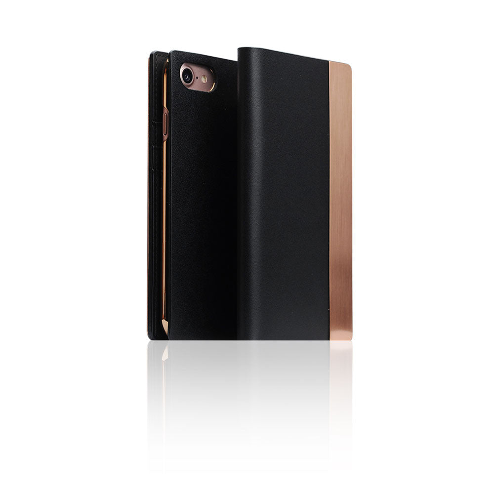 D5 CSL Metal Case for iPhone 8 / 7 Black