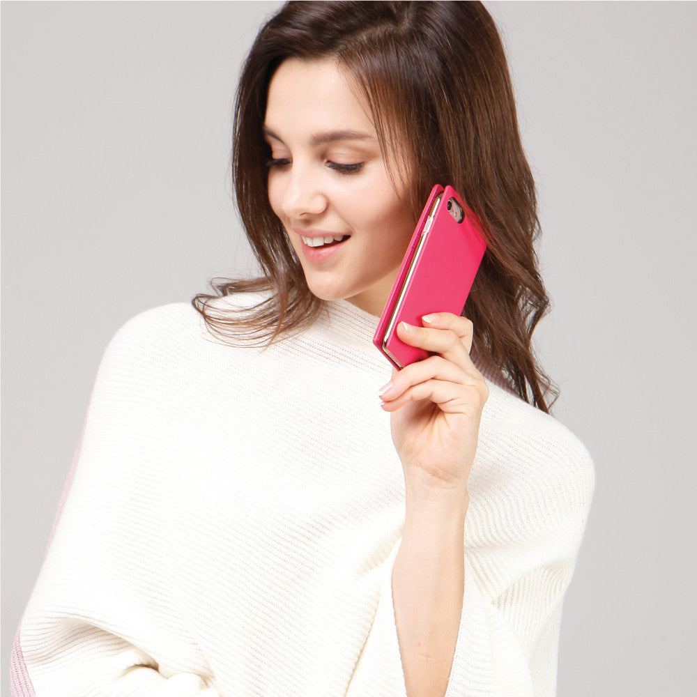 D5 CSL Metal Case for iPhone 8 / 7 Red