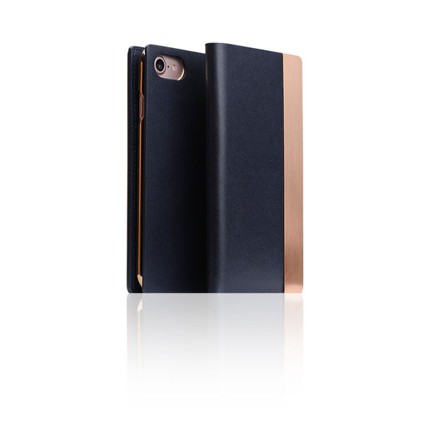 D5 CSL Metal Case for iPhone 8 / 7 Navy