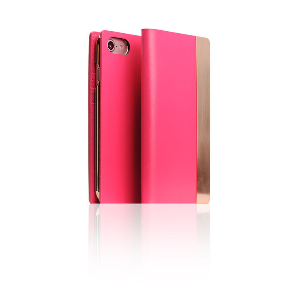 D5 CSL Metal Case for iPhone 8 / 7 Pink