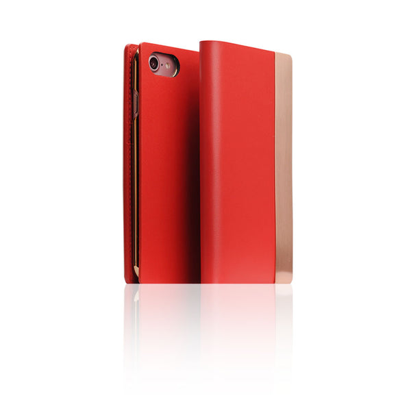 D5 CSL Metal Case for iPhone 7 Red