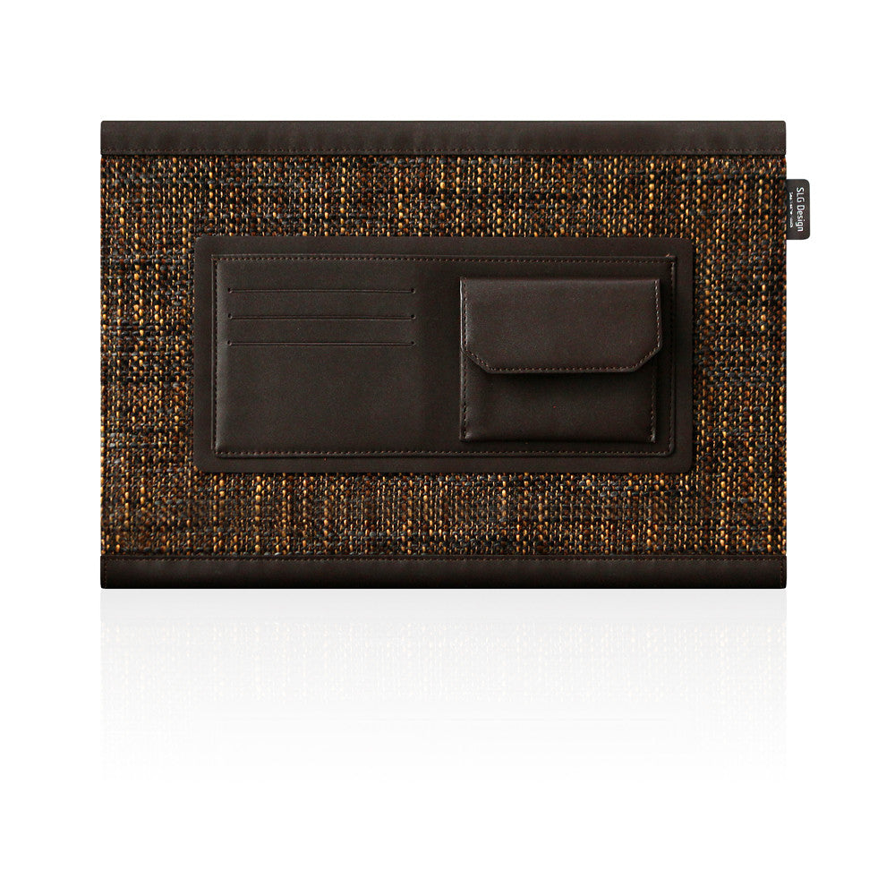 "D5 CSL Edition Pouch for MacBook Pro 13"" Brown"