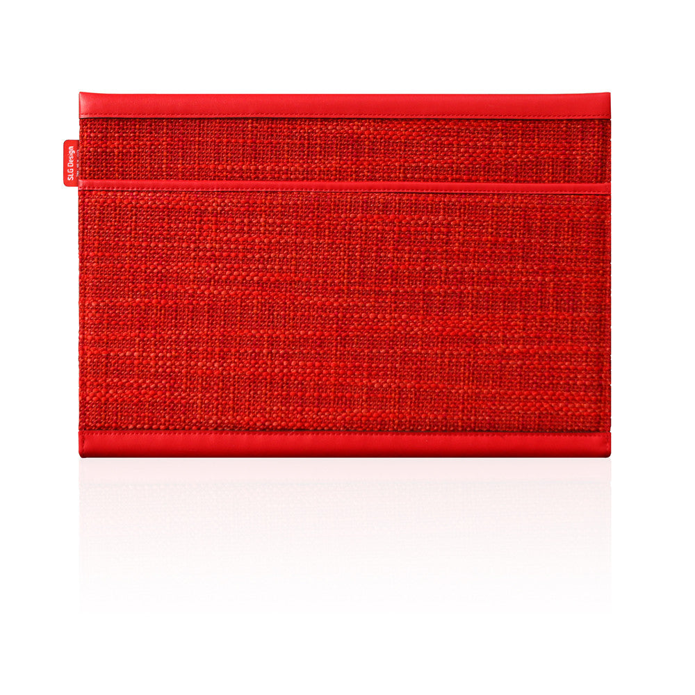"D5 CSL Edition Pouch for MacBook Pro 13"" Red"