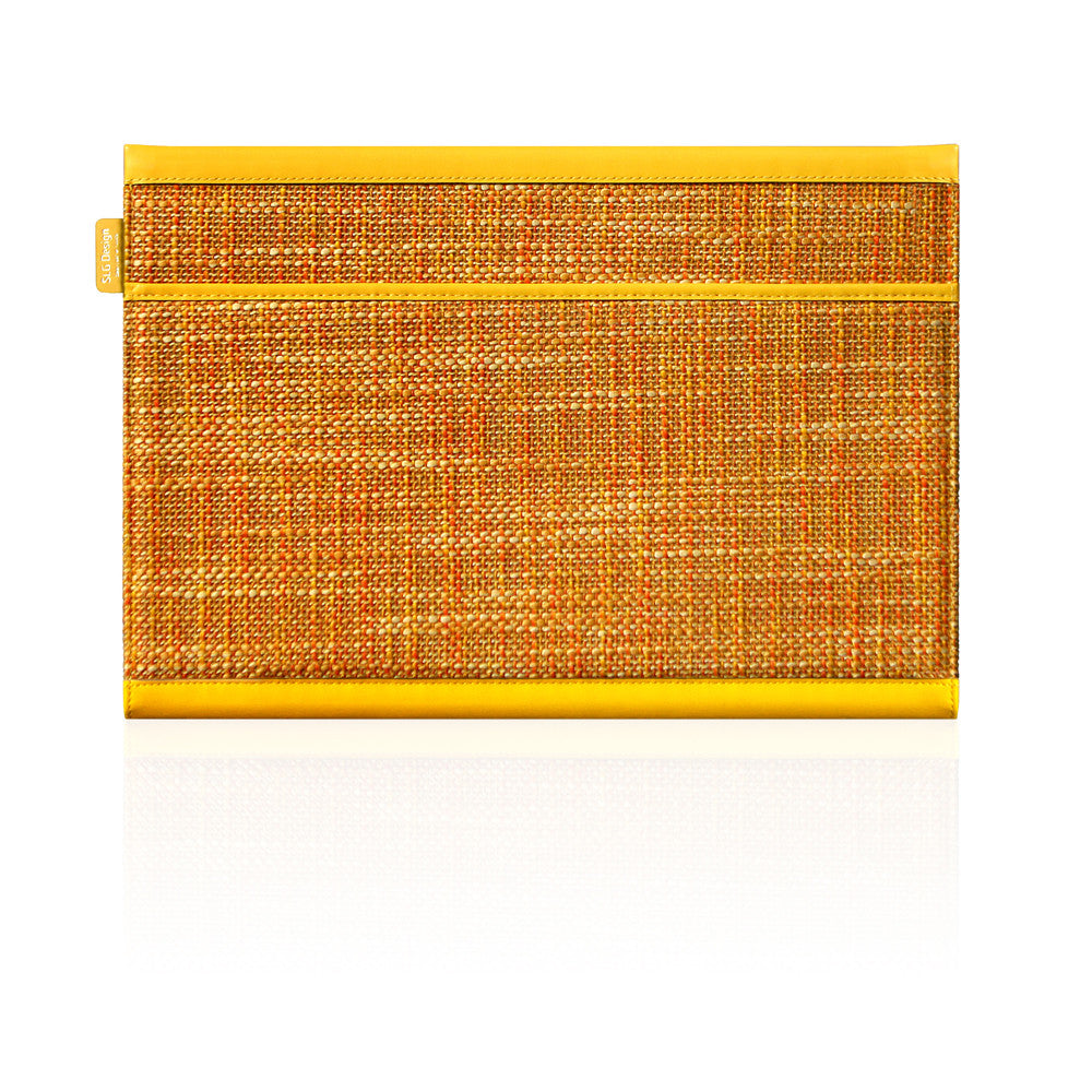"D5 CSL Edition Pouch for MacBook Pro 13"" Yellow"