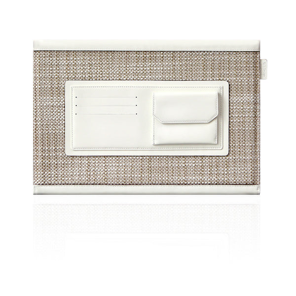"D5 CSL Edition Pouch for MacBook Pro 15"" White"
