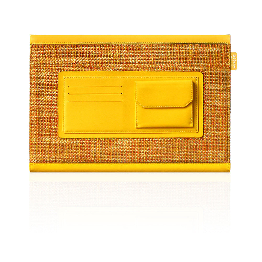 "D5 CSL Edition Pouch for MacBook Pro 15"" Yellow"