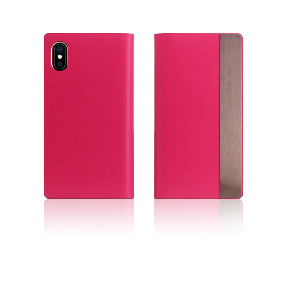 D5 CSL Metal Case for iPhone X Pink