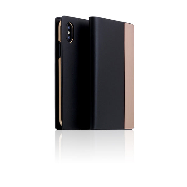 D5 CSL Metal Case for iPhone X Black