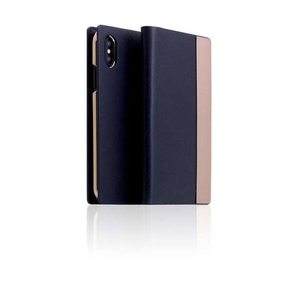 D5 CSL Metal Case for iPhone X / XS Navy