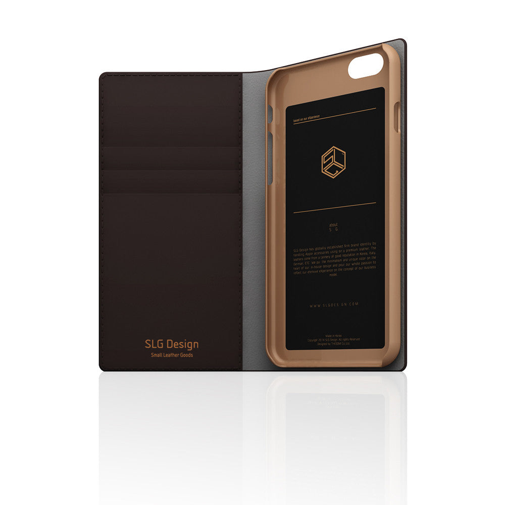 D5 CSL Edition Case for iPhone 6/6s Brown