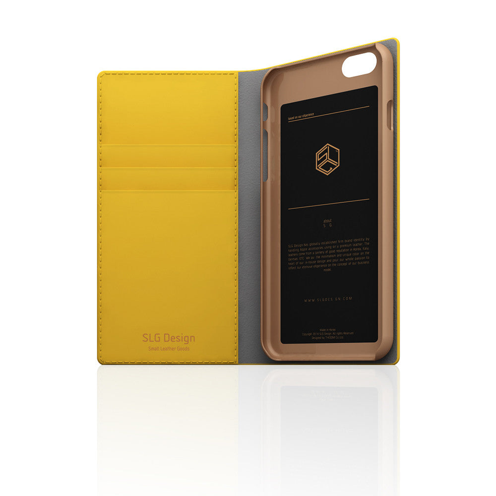 D5 CSL Edition Case for iPhone 6/6s Yellow