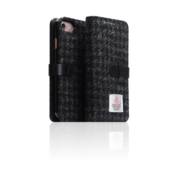 D5 Special Edition X Harris Tweed Case for iPhone 8 / 7 Black