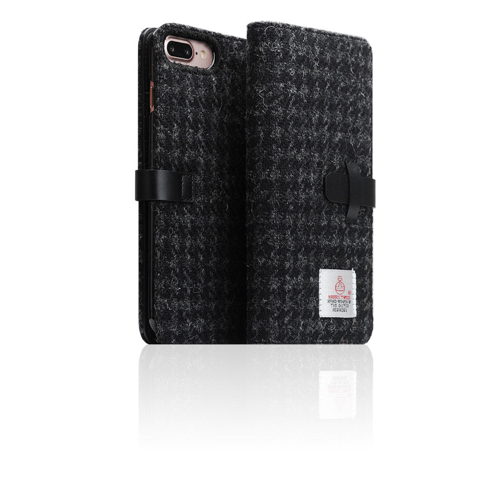 D5 Special Edition X Harris Tweed Case for iPhone 8 Plus / 7 Plus Black