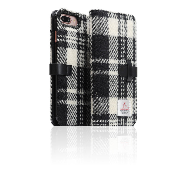 D5 Special Edition X Harris Tweed Case for iPhone 7 Plus W/Black