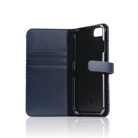 D5 Special Edition X Harris Tweed Case for iPhone 6/6s Navy